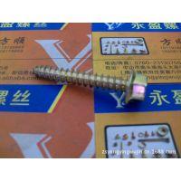 南头镇顺德螺钉厂,电器螺丝生产商,带垫片自攻螺丝,扁头带垫螺钉