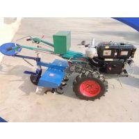 小型除草旋耕机 手扶拖拉机犁地机