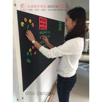 江门黑板写字板留言板S惠阳大边框黑板X教学粉笔黑板