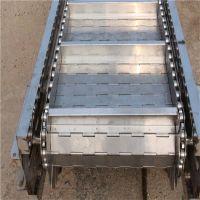 广州链板输送机 德雷克常年定做 链板输送线 爬坡输送机