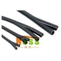 耐高温双拼波纹管 线束保护PA波纹管 阻燃护线管 深圳诺思WH00870软管