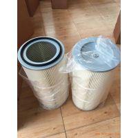 粉尘收集器滤芯 粉尘过滤器配套滤筒滤芯