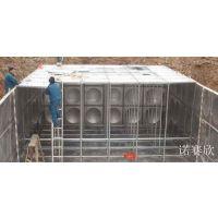 诺赛欣襄樊 长方形水箱厂家直销/不锈钢生活水箱代理商