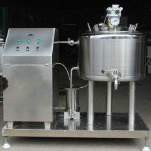 酸奶杀菌生产线,酸奶生产线,酸奶加工设备