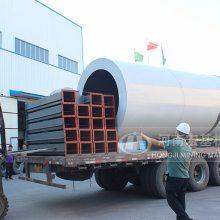 小型石灰石生产线,福建日生产200吨石灰立窑现场