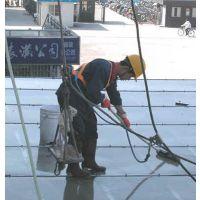 广州天河体育中心高空外墙清洗、写字楼玻璃外墙清洗