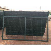 澳达供应陇南低碳钢丝铁路护栏网140×140×2300mm水泥立柱