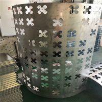 铝雕花板厂家定制-铝单板雕花外墙效果图新颖潮流