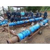 地下水提取用深井潜水电泵型号
