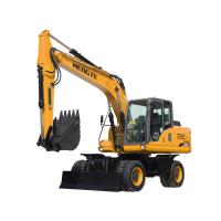 恒特挖掘机—HT155W轮式挖掘机