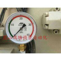 供应日本ASK压力表AKS-G1/2-100x40Mpa-13.5GR