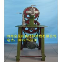 哈尔滨电动起线机 压筋机翻边机 轧边机 尺寸500X400X1000 加工厚度 0.8-1.0mm