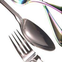 餐具真空电镀、刀叉镀金、不锈钢调羹真空镀膜加工、交期短、艺延实业