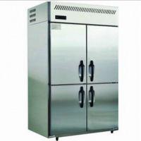 松下/Panasonic四门冷冻柜SRF-1581CP 高身低温雪柜 风冷冷冻冰箱