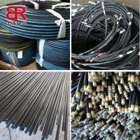 供应倍润KUNGFLEX二层钢丝编织软管液压油管 钢丝管 橡胶管