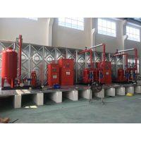 扬州不锈钢保温厂家 消防水箱 供水设备
