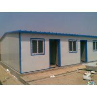 河北沧县低价岩棉厂家供应组装式活动房祈虹彩钢板