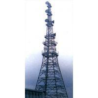 供应移动通信发射塔制作安装报价