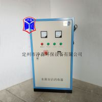 定州净淼供应畜牧 养殖用水无菌水箱专用水箱自洁消毒器SCII-10HB