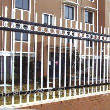 学校塑钢栅栏锌钢护栏现货供应别墅工厂小区围墙护栏