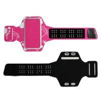 专业厂家供应莱卡防水臂带 户外跑步健身运动臂带