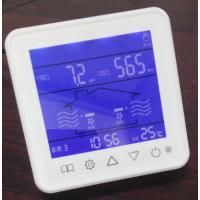 新风控制器原厂直供可贴牌激光PM2.5+旁通WIFI选配485
