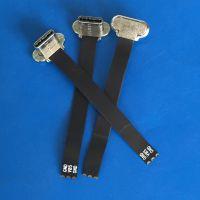 无线充公头USB 3.1 TYPEC 无线背夹充电头 3P 5V2A +加长FPC排线47mm长