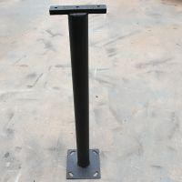 投光灯支架 投射灯支架 泛光灯0.5米1米路灯灯杆防水路灯杆