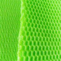 六角形3D网眼布 增厚型三明治网布 透气性优良