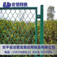 护栏网现货 北京围栏网施工 绿色护栏网