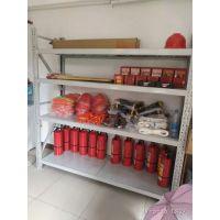 江苏消防器材货架 中型横梁式专用货架 库房车间架子 仓储置物架厂家直销