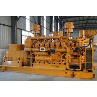 济柴500kw千瓦大型秸秆气发电机组 燃气机组可配集装箱 安全环保燃气发动机
