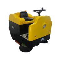 依晨充电式扫地车YZ-JS1400|环卫清扫街道马路扫灰尘树叶扫地车