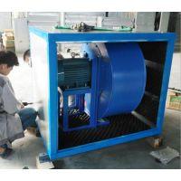 定制低噪声特殊用途管道抽风机离心式箱式静音排风机