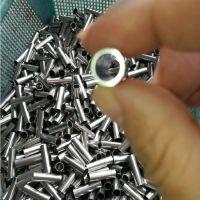 316L不锈钢毛细管可加工切割,倒角,折弯,凹巢,精密光亮无缝不锈钢毛细管