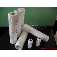 厂家直供电厂水滤元绕线高效10英寸pp毛线滤芯