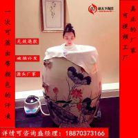 圣菲活瓷能量缸 美容院专用陶瓷熏蒸缸 负离子养生缸生产厂家