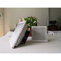 供应全锐防水等级IP54的变频器柜风扇及百叶窗FK6623.230