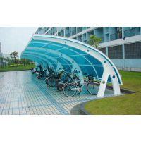 泰州工厂膜结构自行车车棚出图快工期短省心便利有保障