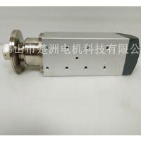 GTW高速切割电机|夹锯片电机|铝材塑胶铜管玻璃锯切主轴6000转2.2KW