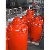 厂家直销蓝奥冷热水长轴深井泵防爆电机不锈钢工作部件远程变频调控高扬程