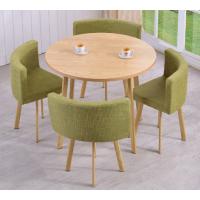咖啡厅餐桌休闲桌子定做木质板式餐桌厂家供应各式餐饮家具