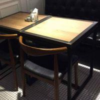 海德利 简约现代 实木 奥坎 大板 桌 巴花大板巴西花梨木原木 实木餐桌
