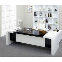 办公家具时尚烤漆老板桌 简约现代经理大班桌