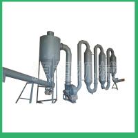 锯末连续干燥机 刨花锯末气流式管道式小型烘干机