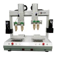 深圳众能新ZNX-5331多头AB胶自动点胶机视觉定位点胶设备