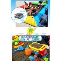 山西大同户外儿童充气沙滩池,彩色组合沙滩池套装多种玩法供应