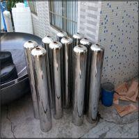 林州市加工定制不锈钢罐 304/316不锈钢树脂罐 清又清水处理过滤罐好品质