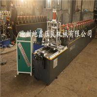 地鑫厂家供应龙骨机 全自动变频龙骨机 液压伺服跟踪剪切