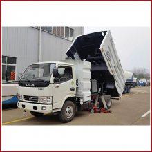 新龙县4吨洗扫车品牌型号